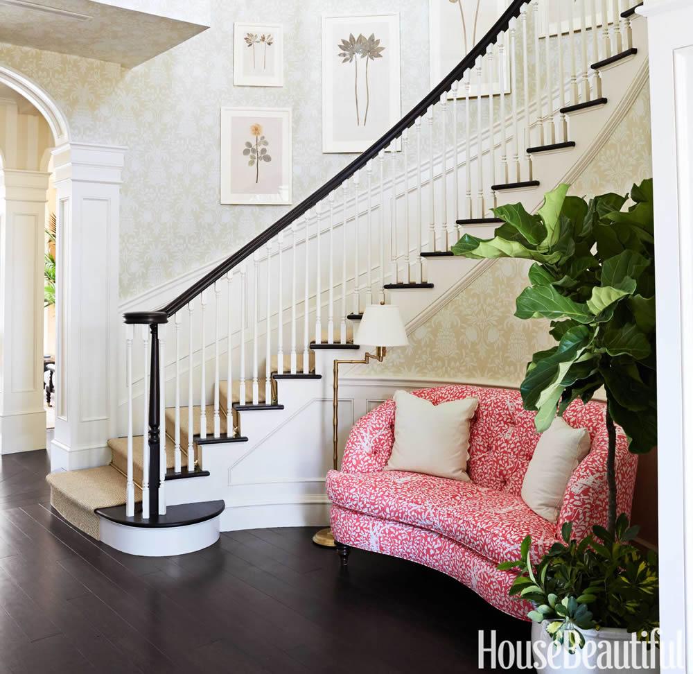 China Seas Arbre De Matisse Reverse Sofa By Kemble INteriors In House  Beautiful