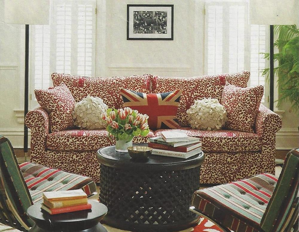 China Seas Arbre De Matisse Sofa