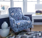 China Seas Bunga Print chair thumbnail