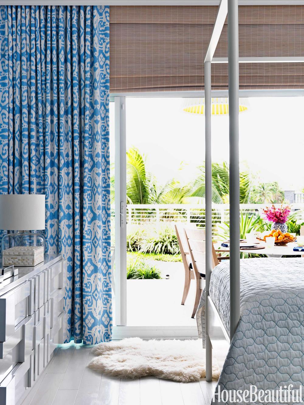 china seas island ikat curtains bt robert passal in house beautiful