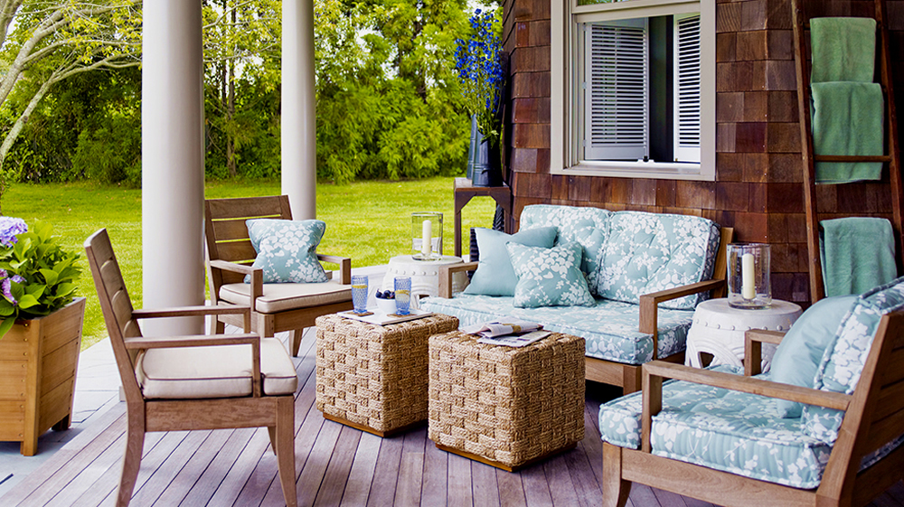 China Seas Lysette Reverse outdoor seating