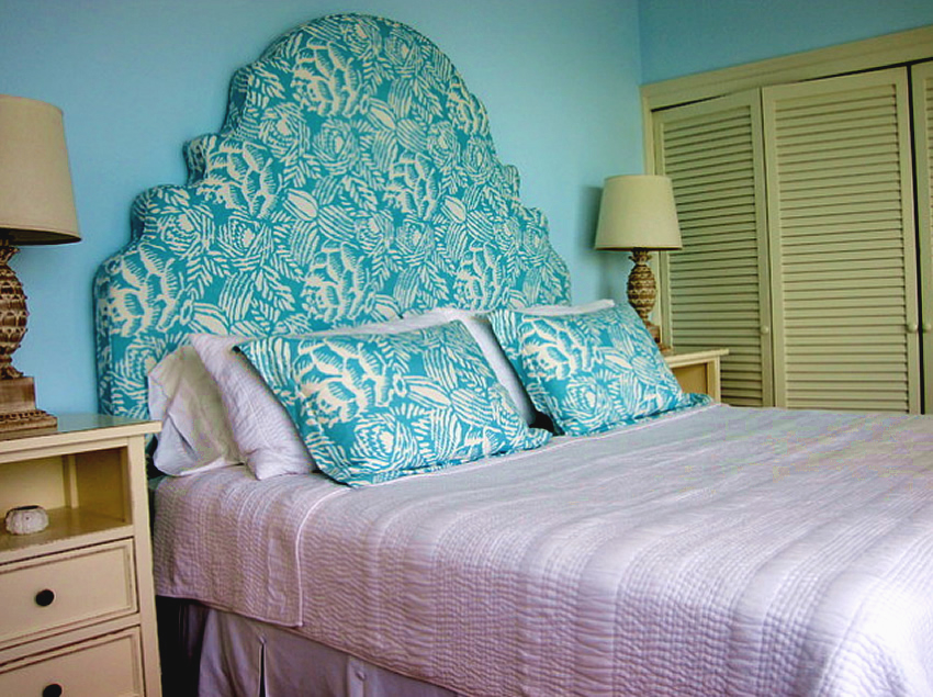 China Seas Macambo headboard