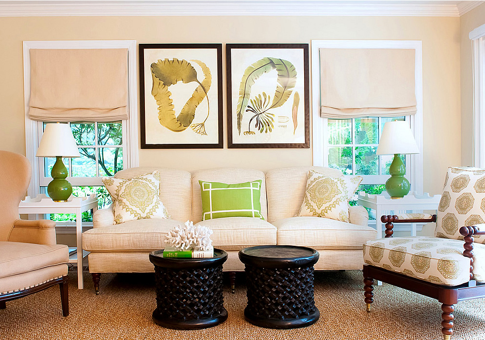 Home Couture Persepolis pillows and Medallion chair