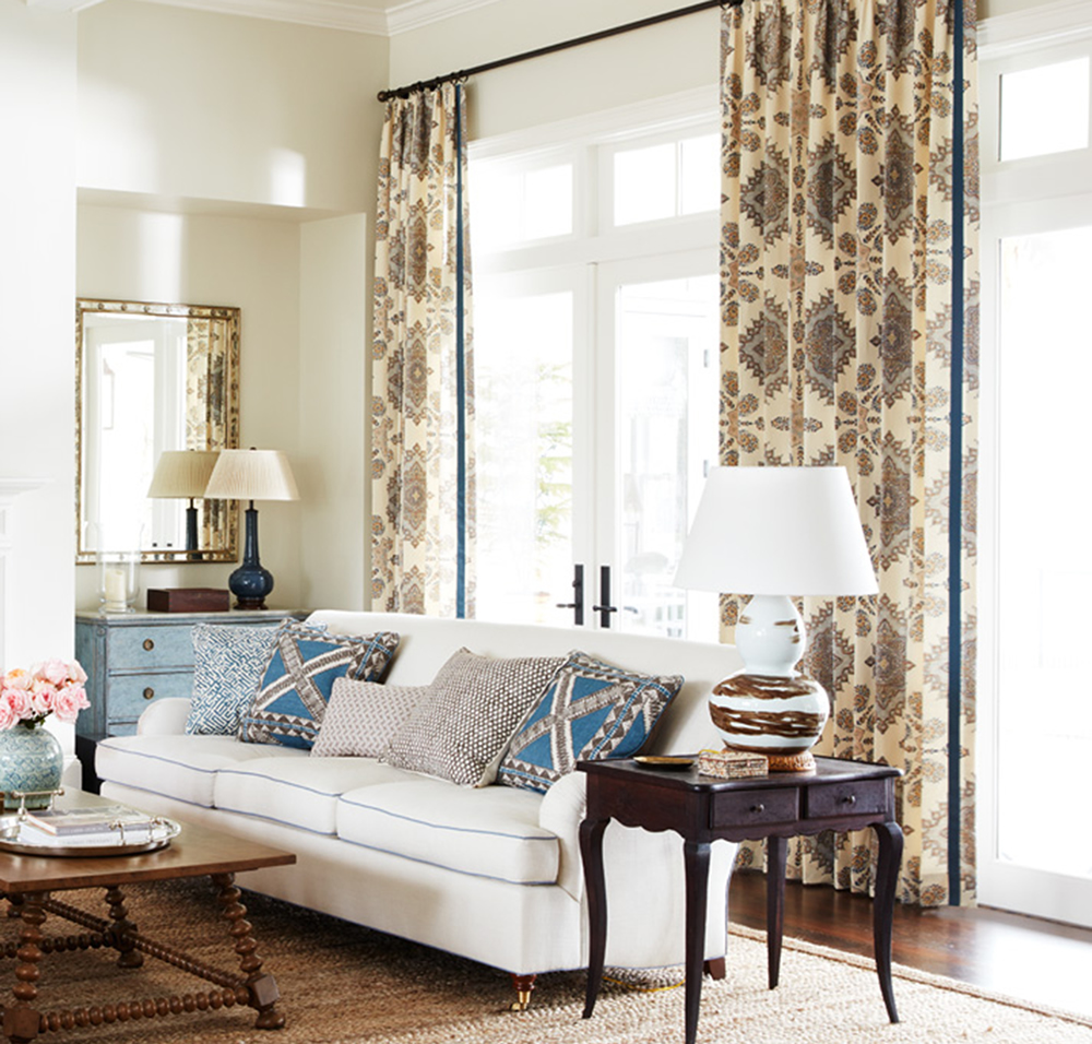 Home Couture Persepolis curtains