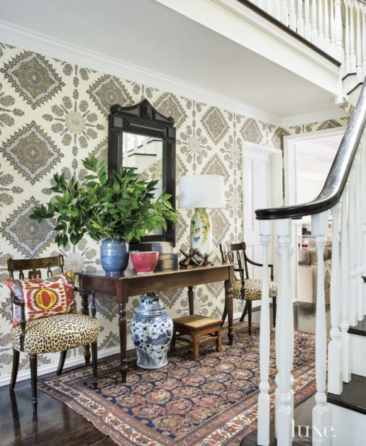 Home Couture Persepolis wallpaper by Betsy Burnham