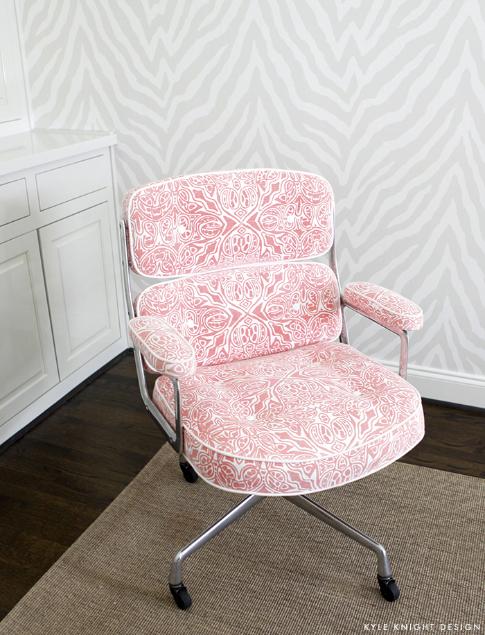 Quadrille San Michele office chair