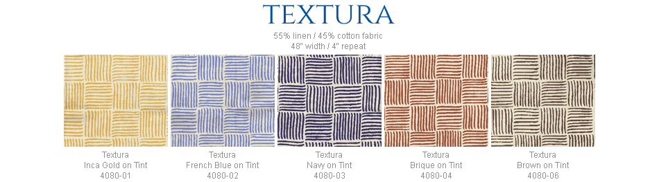 China Seas Textura fabric group