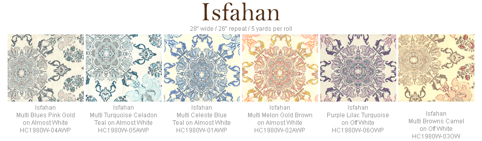 Home Couture Isfahan wallpaper group