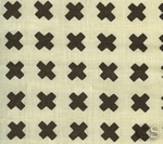 the estate of things chooses cross check fabric