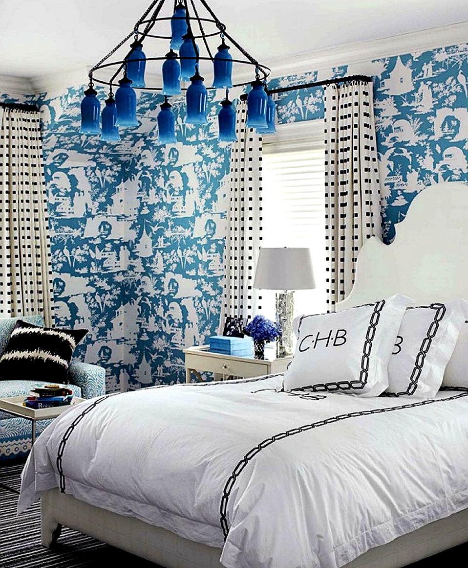 Wallpaper House Beautiful: China, Wallpaper Designs And